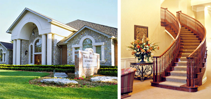 MODETZ FUNERAL HOME & CREMATION SERVICE SILVERBELL CHAPEL